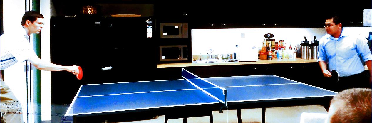 ping pong ship