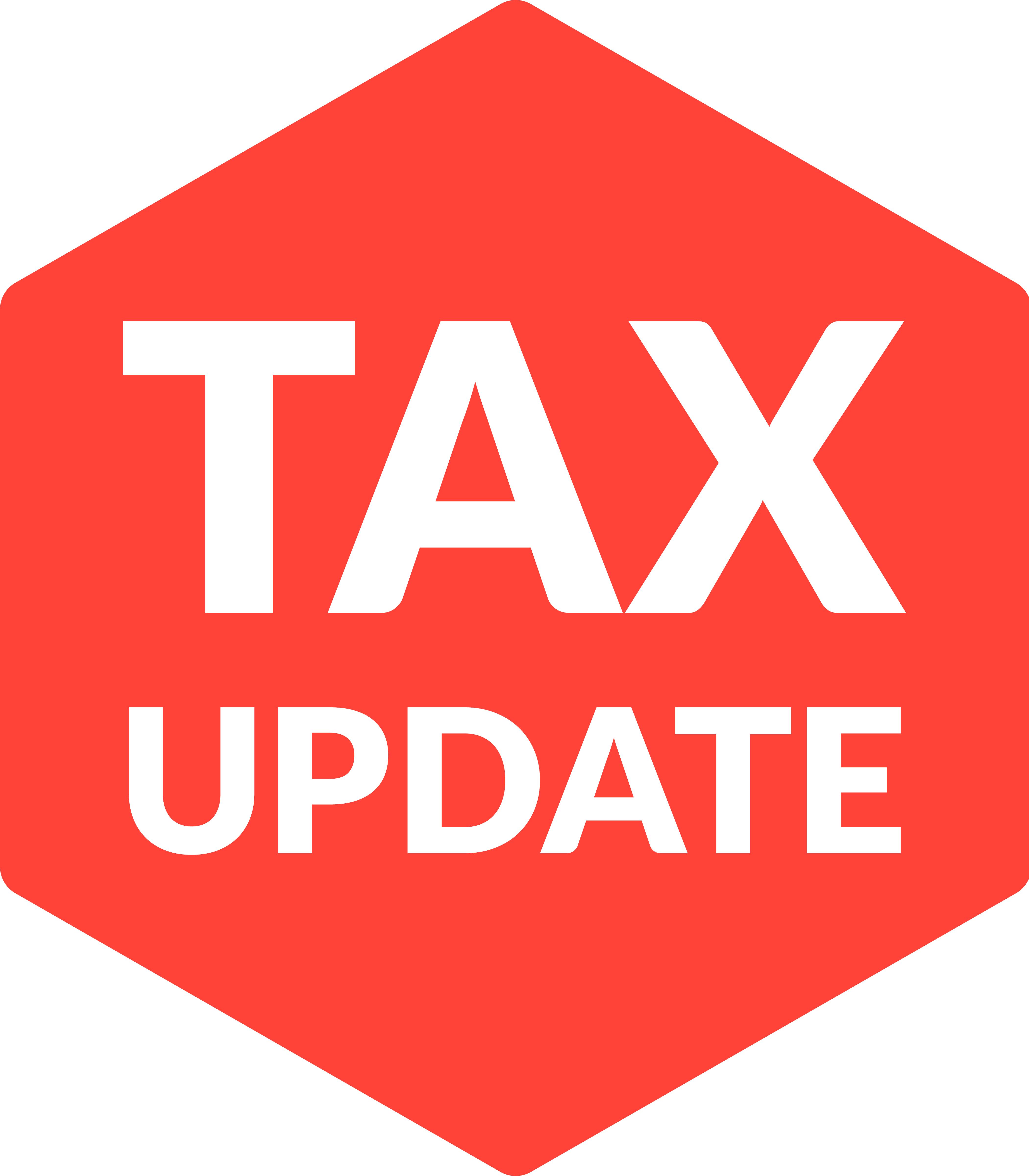 Tax Update Branding