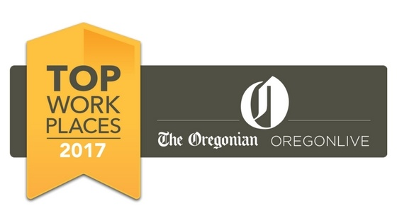 The Oregonian Names Delap a Winner of the Oregon/SW Washington 2017 Top Workplaces Award